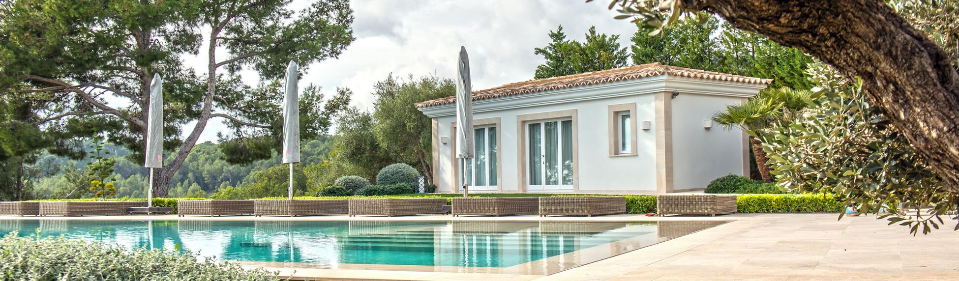 Moderne Gärten Mallorca Eden