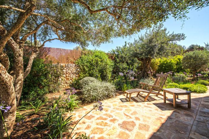 Garten Mallorca